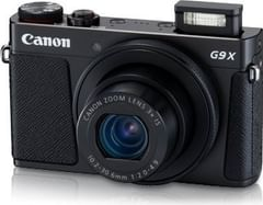 CANON PowerShot G9X MARK II Camera
