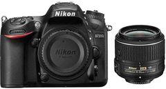 Nikon D7200 DSLR Camera (AF-S 18-55mm VRII Lens)