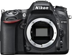 Nikon D7100 SLR (AF-S 18-105mm VR Kit Lens)