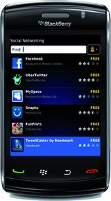 Blackberry Storm 2 9520