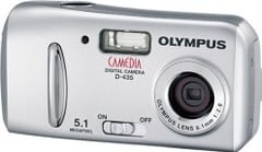 Olympus Camedia D435 5MP Digital Camera