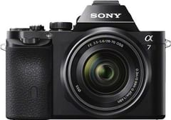 Sony ILCE-7K Mirrorless Camera