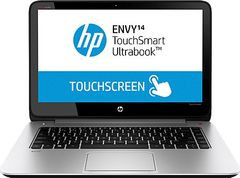 HP Envy TouchSmart 14-k102tx Ultrabook (4th Gen Ci5/ 8GB/ 1TB/ Win8.1/ 2GB Graph/ Touch) (F7P50PA)