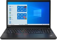 Lenovo ThinkPad E15 20TDS0DW00 Laptop (11th Gen Core i5/ 8GB/ 512GB SSD/ Win10 Home)