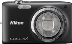 Nikon Coolpix S2700 Point & Shoot