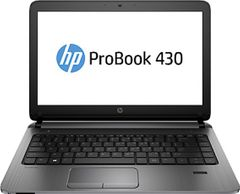 HP Probook 430 G2 (4th Gen Ci3/ 4GB/ 500GB/ Win8 Pro) Laptop (J3G16AV)