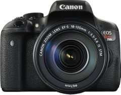 Canon EOS Rebel T6i DSLR Camera (EF-S 18-135mm IS STM Lens)