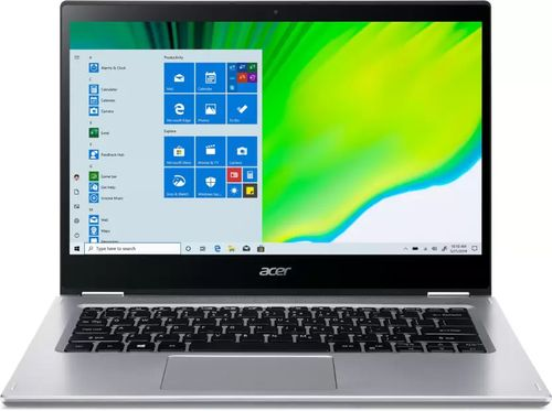 Acer Spin 3 SP314-54N NX.HQ7SI.002 Laptop (10th Gen Core i3/ 8GB/ 256GB SSD/ Win10)