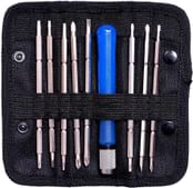 Amity Impex 8 In 1 Magnetic Micro Precision Screwdriver Tool Kit