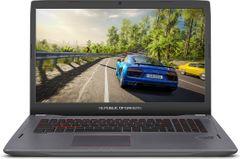 ASUS ROG Strix GL702VS-AH73 Gaming Laptop (7th Gen Ci7/ 12GB/ 1TB 128GB SSD/ Win10/ 8GB Graph)