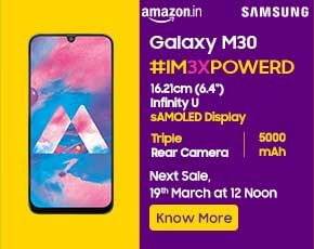 Samsung Galaxy M Series Buy Online