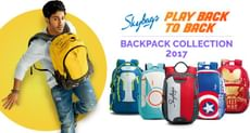 Skybags - Upto 50% OFF