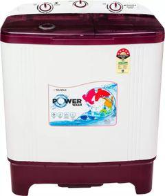 Sansui SISA65A5R 6.5 kg Semi Automatic Top Load Washing Machine