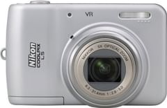 Nikon Coolpix L5 7.2MP Digital Camera