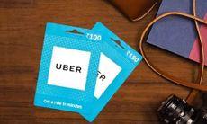 Flat 10% Cashback on Uber Voucher via Nearbuy