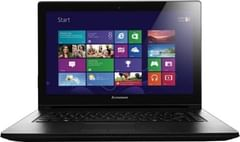 Lenovo Essential G400s (59-383636) Laptop (3rd Gen Ci3/ 4GB/ 500GB/ Win8/ Touch)