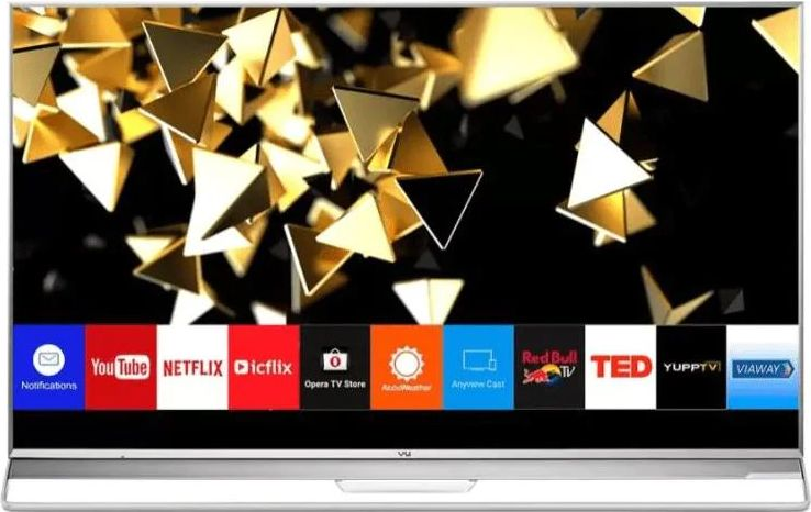 Vu Pixelight H75K800 75-inch Ultra HD 4K Smart QLED TV