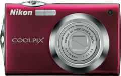Nikon S4000 Point & Shoot Camera