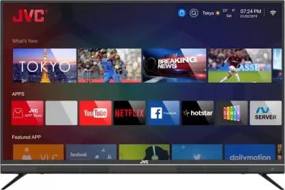 JVC LT-49N585CO 49-inch Full HD Smart LED TV