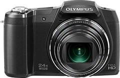 Olympus SZ-17 (16 MP,24 x Optical Zoom,3 -inch LCD)