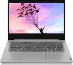 Lenovo IdeaPad 3 14IML05 81WA00Q3IN Laptop (10th Gen Core i3/ 8GB/ 256GB SSD/ Win11 Home)