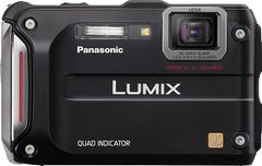 Panasonic Lumix TS4 12.1MP 4.6x Zoom Digital Camera