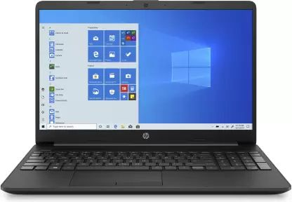 HP 15s-du2069TU Laptop (10th Gen Core i3/ 4GB/ 1TB/ Win10 Home)