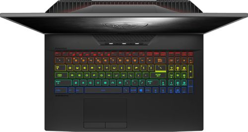 MSI GT76 Titan DT 9SF Gaming Laptop (9th Gen Core i9/ 16GB/ 256GB SSD/ Win10/ 8GB Graph)