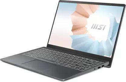 MSI Modern 14 B10MW-423IN Laptop (10th Gen Core i5/ 8GB/ 512GB SSD/ Win 10 Home)