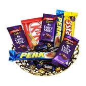 Chocolate Gift | Chocolate Basket Hamper | Chocolate Gift Pack | 1506
