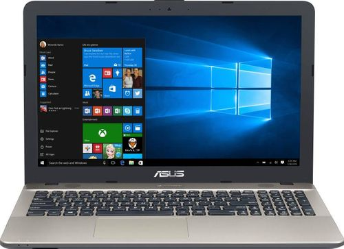 Asus X540YA-XO547T Laptop (APU Dual Core E1/ 4GB/ 500GB/ Win10 Home)