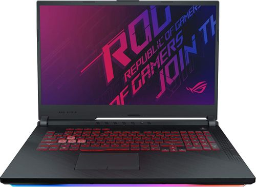 Asus ROG Strix G731GT-AU022T Laptop (9th Gen Core i5/ 8GB/ 1TB 256GB SSD/ Win10/ 4GB Graph)