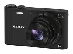 Sony CyberShot DSC-WX350 18.2 MP Point & Shoot Camera