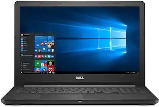 Dell Vostro 15 3578 Laptop (7th Gen Core i3/ 4GB/ 1TB/ Win10/ 2GB Graph)