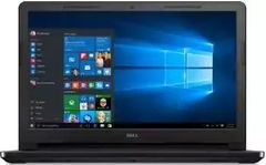 Dell Inspiron 3552 Notebook (CDC/ 4GB/ 500GB/ Free DOS)