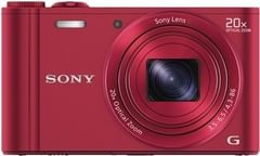 Sony Cyber-shot DSC-WX300 Wi - Fi 18.2MP 20x Optical Zoom 4gb SD Memory Card + Camera Pouch + VAT Paid 2 Yrs Warranty BILL