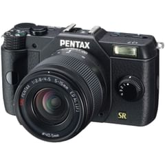 Pentax Q7 12MP Mirrorless Camera (5-15 mm Zoom Lens)