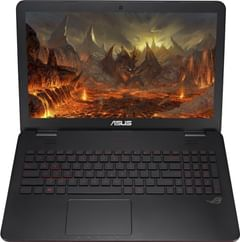 Asus ROG G551VW-FI242T Laptop (6th Gen Intel Ci7/ 8GB/ 1TB/ Win10/ 4GB Graph)