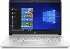 HP 14s-cf3006TU Laptop (10th Gen Core i3/ 4GB/ 1TB/ Win10 Home)