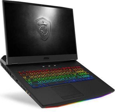 MSI GT76 Titan DT 9SG Titan Gaming Laptop (9th Gen Core i9/ 16GB/ 128GB SSD/ Win10/ 8GB Graph)