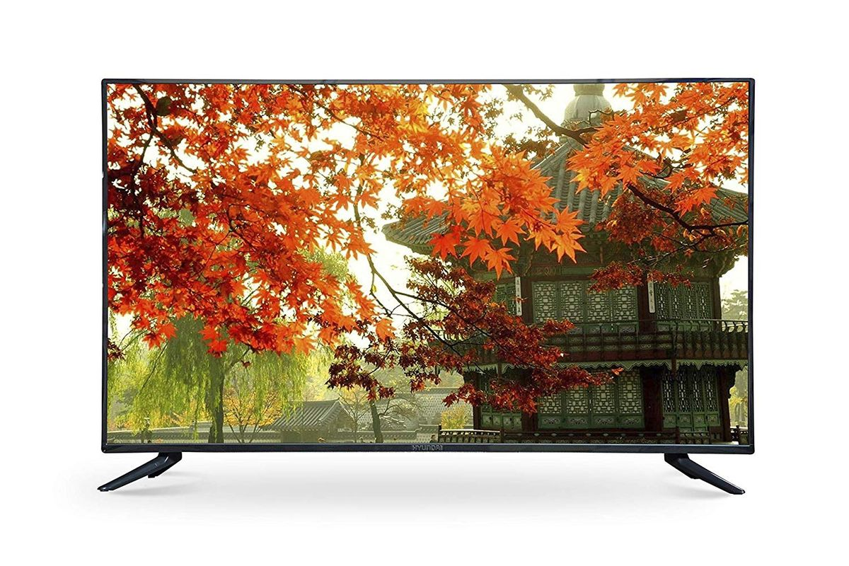 2d873634a Hyundai HY4385FH36 43 inch Full HD Smart LED TV Best Price in India 2019,  Specs & Review | Smartprix