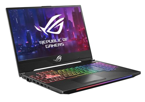 Asus ROG Strix SCAR II GL504GV-ES019T Laptop (8th Gen Core i7/ 16GB/ 1TB 256GB SSD/ Win10/ 6GB Graph)
