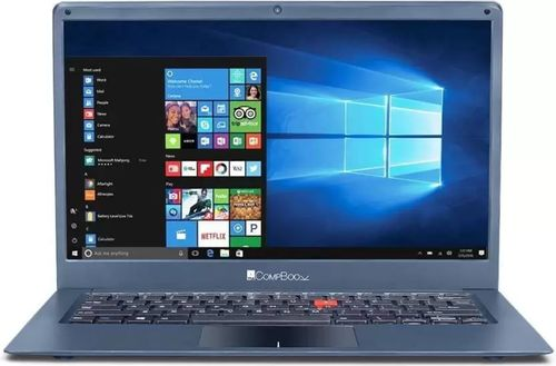 iBall Compbook Marvel6 V3.0 Laptop (7th Gen CDC/ 3GB/ 32GB eMMC/ Win10)