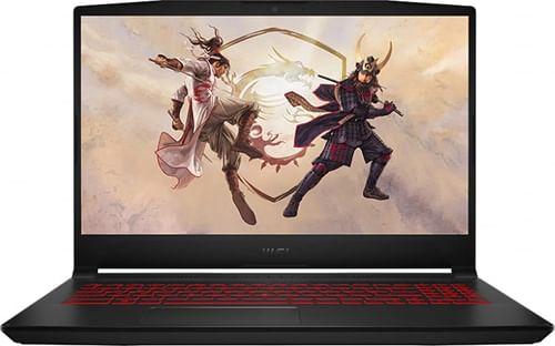 MSI Katana GF66 11UC-478IN Gaming Laptop (11th Gen Core i5/ 8GB/ 512GB SSD/ Win10 Home/ 4GB Graph)