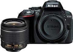 Nikon D5300 DSLR (AF-P 18-55mm VR Kit Lens)