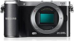 Samsung NX200/ NX210 Mirrorless Digital Camera