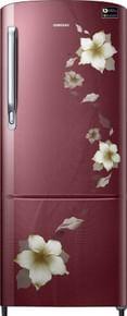 SAMSUNG RR22M274YR2 212L Direct Cool Single Door Refrigerator