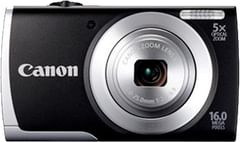 Canon PowerShot A2500 Advance Point and Shoot