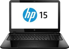 HP 15-r036TU Notebook (1st Gen PQC/ 4GB/ 500GB/ Win8.1) (J6L69PA)