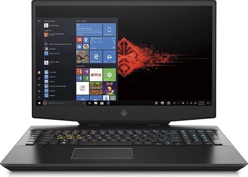 HP Omen 17-cb1046nr Laptop (10th Gen Core i7/ 12GB/ 512GB SSD/ Win10/ 8GB Graph)